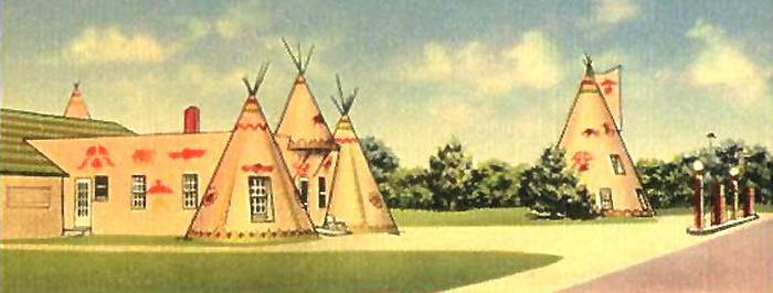 Indian Village, Lawrence, Kansas