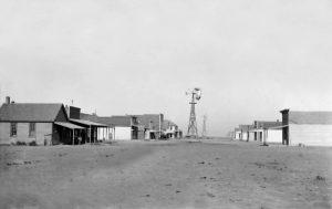 New Ulysses, Kansas, 1909.