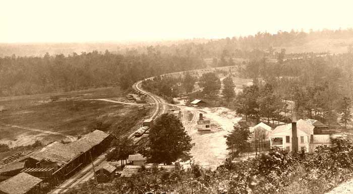 Allatoona Pass 1863