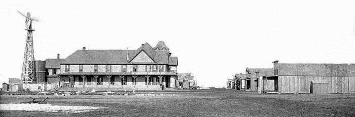 Amarillo, Texas 1889