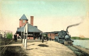 St. Louis & San Francisco Railway in Cape Girardeau, Missouri.