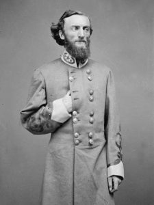 Confederate Brigadier General John S. Marmaduke, about 1863
