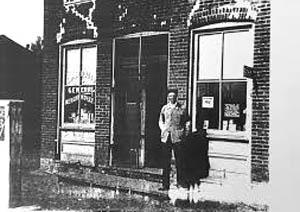 Montserrat, Missouri Post Office