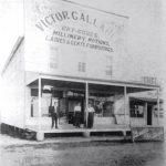 Victor Gallaher's Store in Montserrat, Missouri