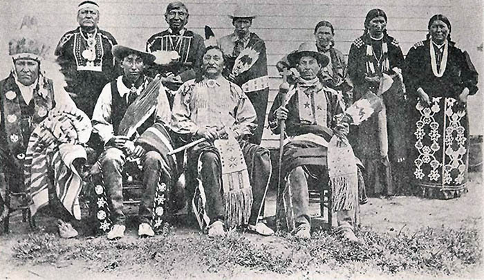 Otoe-Missouria Indians