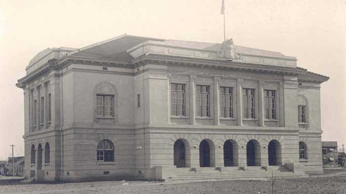 Clark County Courthouse early 1900s