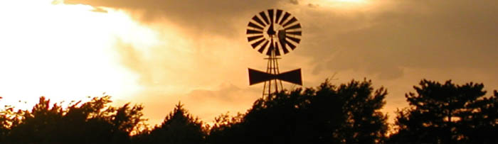 Amarillo, Texas Windmill