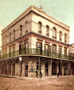 Lalaurie Mansion, 1906