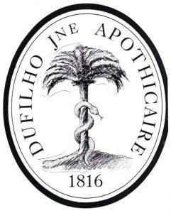 Louis Dufilho Jr Pharmacy Sign
