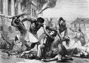 Lousiana Slave Revolt, 1911