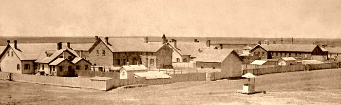 Fort Dodge, Kansas 1879.
