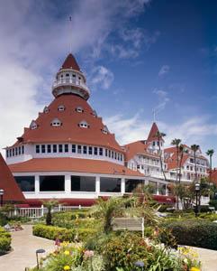 Hotel Del Coronado, San Diego, California by Carol Highsmith.
