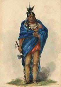 Chinook Chief Comcomly