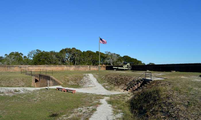 Fort Barrancas Florida