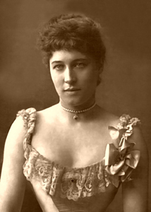 Lillie Langtry, 1890