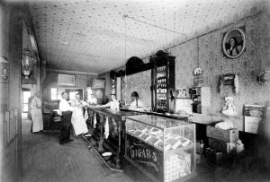 Pappe Saloon in Kingfisher, Oklahoma.