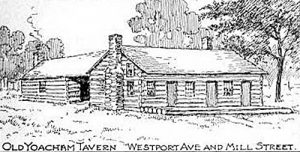 Yoacham Tavern, Westport, Missouri
