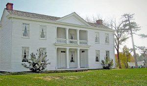 Alexander Majors House in Kansas City, Missouri, courtesy National Park Service.