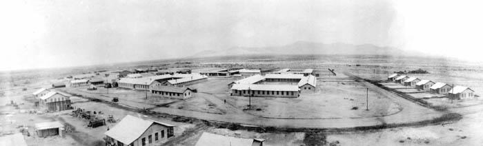 Camp Naco,, Arizona, 1920s.