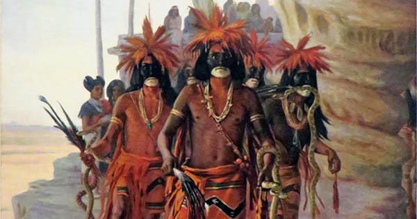 Ancient Native Americans