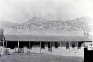 Underhill Rock Apartments in 1910.