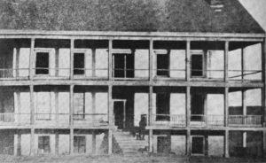 Clifton House near Raton, New Mexico.