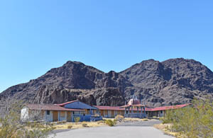 Mead Lodge at Lake Meade today by Kathy Weiser-Alexander.