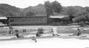Mead Lodge Pool