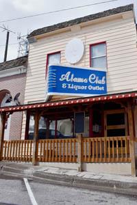 Alamo Club, Pioche, Nevada by Kathy Weiser-Alexander.