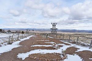Boothill in Pioche, Nevada by Kathy Weiser-Alexander.