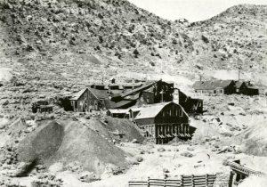 Raymond & Ely Mine, Pioche, Nevada.