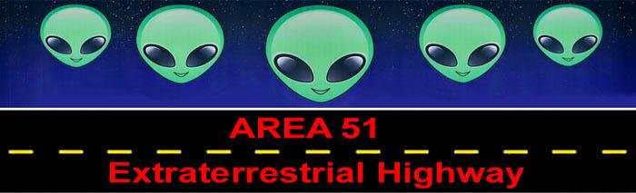 Area 51 - Extraterrestrial Highway