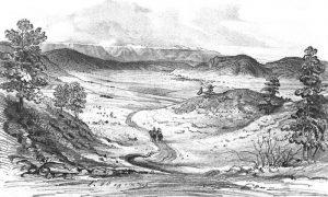 Mora Valley, New Mexico.