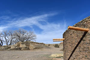 Aztec Ruins National Monument by Kathy Weiser-Alexander.