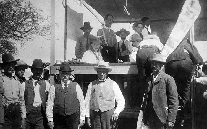 1905 Great Las Vegas Auction