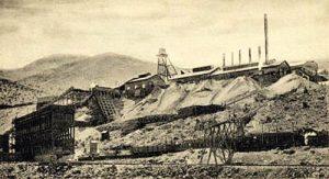 Calumet & Arizona Mine in Lowell, Arizona.