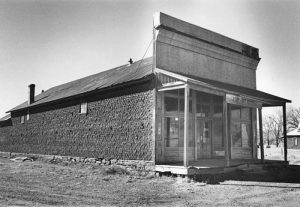 Strong Store, Ocate, New Mexico, 1976.