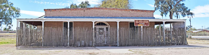 Fort Lowell Museum in Tucson, Arizona by Kathy Weiser-Alexander.