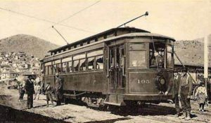 Warren-Bisbee Trolley