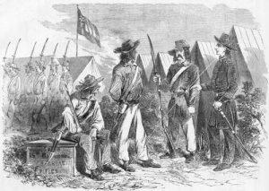 Arkansas Troops in the Civil War.