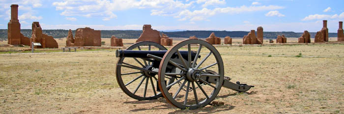 Fort Union, New Mexico by Kathy Weiser-Alexander.