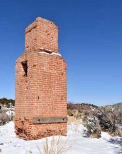 Old Iron Town Utah - Furnace