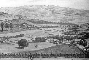 Rancho Santa Manuela, California