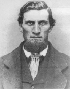 "William ""Buffalo Bill"" Mathewson"