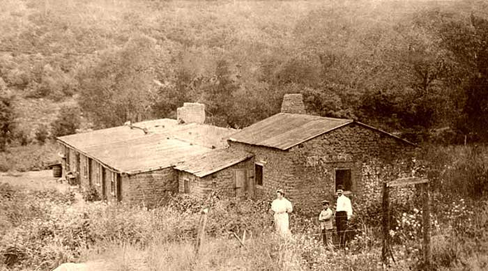 Wootton Ranch on the Santa Fe Trail
