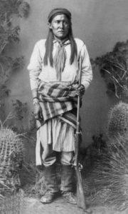 Chatto, Apache Chiricahua chief