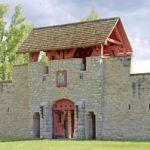 Fort De Chartres, Illinois Gatehouse