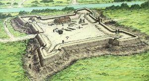 Fort Kaskaskia, Illinois