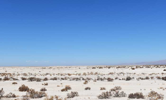 Hudspeth County, TX-Salt Flats
