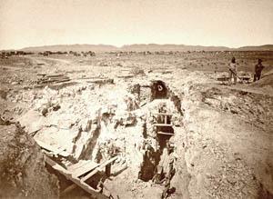Toughnut Mine in Tombstone, Arizona